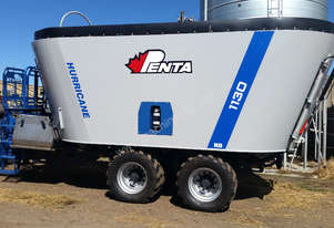 2018 PENTA 1130 VERTICAL FEED MIXER (37.0M3)