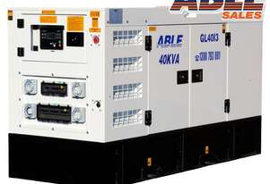 Diesel Generator 40 kVA 415V - Forward (Formerly Isuzu) Powered