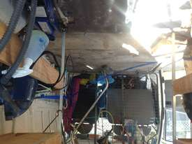 Cleaning equipment and Ford Transit van - picture1' - Click to enlarge