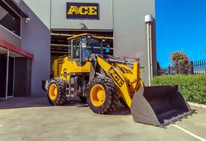 NEW 2019 ACE AL270 6.9T ARTICULATED WHEEL LOADER CUMMINS 4BT