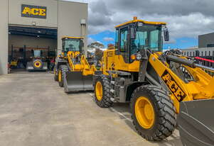 NEW 2020 ACE AL270 6.9T ARTICULATED WHEEL LOADER CUMMINS 4BT