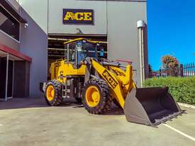 NEW 2019 ACE AL270 6.9T ARTICULATED WHEEL LOADER CUMMINS 4BT - picture0' - Click to enlarge