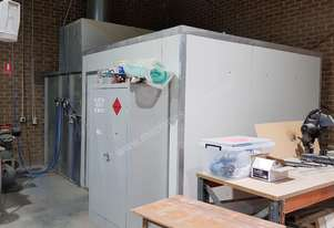 Or  Draft Spray booth