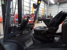Used Forklift: H45T Genuine Preowned Linde 4.5t - picture3' - Click to enlarge