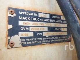MACK CLR854RSX Prime Mover (T/A) - picture4' - Click to enlarge