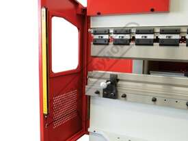 PB-200B Hydraulic CNC Pressbrake 220T x 4000mm CNC Fasfold 202 Control 2-Axis with Hardened Ballscre - picture19' - Click to enlarge