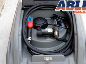 Portable Poly Diesel Tank 500 Litre - picture6' - Click to enlarge