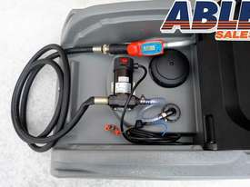 Portable Poly Diesel Tank 500 Litre - picture7' - Click to enlarge
