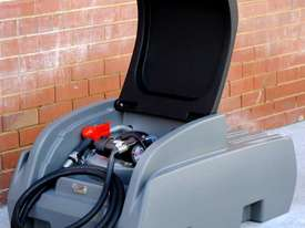 Portable Poly Diesel Tank 500 Litre - picture13' - Click to enlarge