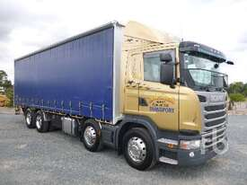SCANIA G440 Tautliner Truck - picture0' - Click to enlarge