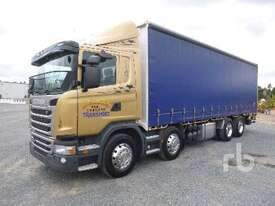 SCANIA G440 Tautliner Truck - picture1' - Click to enlarge