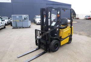 Yale GLP15AEJUA 1.5 Tonne Container Mast Forklift