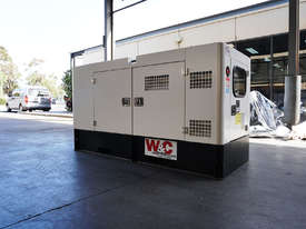 30kVA, 3 Phase, Standby Diesel Generator with Kubota Engine in Canopy - picture0' - Click to enlarge