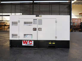 30kVA, 3 Phase, Standby Diesel Generator with Kubota Engine in Canopy - picture2' - Click to enlarge