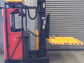 BT RRE160M reach truck in good condition. Sydney location. - picture0' - Click to enlarge