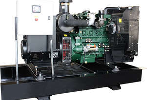 50kVA, Three Phase, Lister Petter Open Standby Generator
