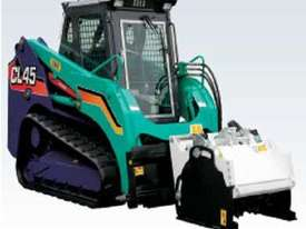 IHI Compact Track Loader - picture2' - Click to enlarge