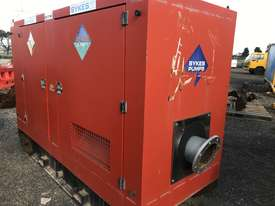 Sykes Dewatering Pump - picture3' - Click to enlarge