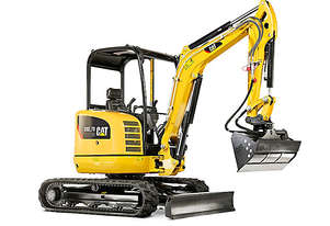 CATERPILLAR 302.7D CR MINI HYDRAULIC EXCAVATOR