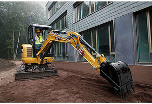 NEW CATERPILLAR 302.7D CR MINI EXCAVATOR, 0% Finance + 5 years warranty until Dec 31, 2020