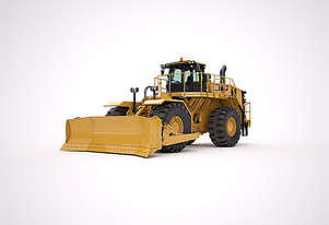 CATERPILLAR 834K COAL & WOOD SCOOP WHEEL DOZER