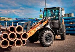 CASE 21F COMPACT WHEEL LOADERS