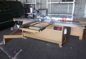 SCM SLIDING PANEL SAW... WICKMAN 3000mm Model: SI15 WF