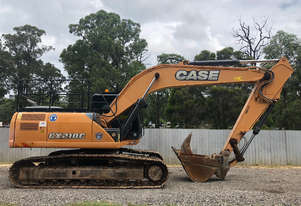 Case CX210 Tracked-Excav Excavator