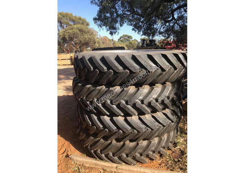 Michelin Sprayer Tyres 2019 Tyre/Rim Combined Tyre/Rim