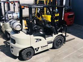 Hangcha 2.5 tonne forklift  - picture7' - Click to enlarge