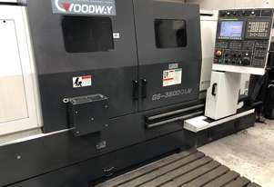 Goodway CNC Lathe Mill Turning centre