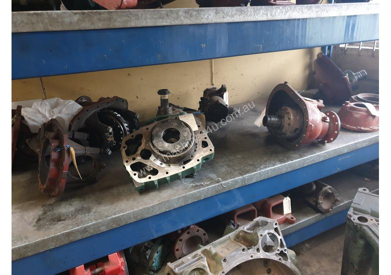 Mercedes Truck Parts Closing Clearance
