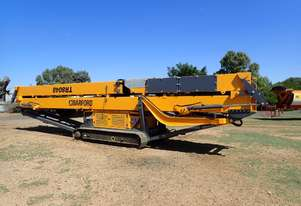 Barford TR8048 Tracked Stacker