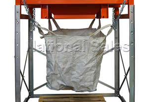 Freestanding Bulk Bag Filling Frame