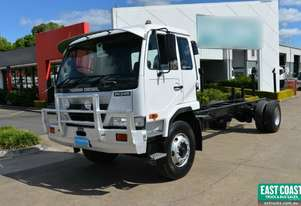 2007 NISSAN UD PK245 Cab Chassis