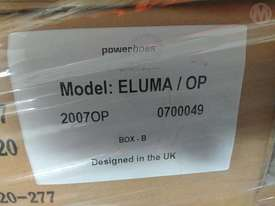 Power Boss 16X Eluma Light Fittings - picture2' - Click to enlarge