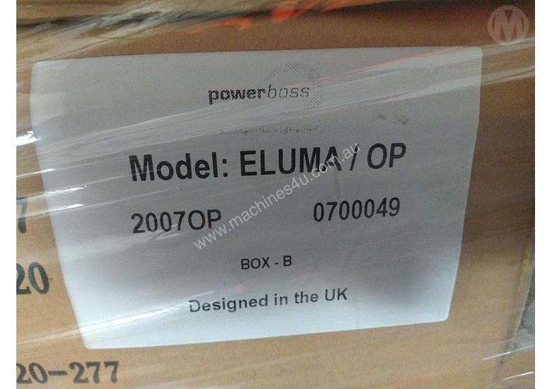 Power Boss 16X Eluma Light Fittings