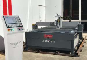 1500mm x 3000mm CNC Plasma With 100Amp Power Source & FREE Etching Head