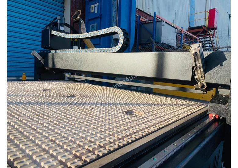 2009 Procam Tekcel CNC Router Machine with Auto Tool Change and Vacuum Table - 2.4m x 1.8m