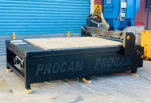 Procam CNC Router Machine with Auto Tool Change and Vacuum Table - 2.4m x 1.8m
