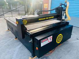 Procam Tekcel CNC Router Machine with Auto Tool Change and Vacuum Table - 2.4m x 1.8m - picture0' - Click to enlarge