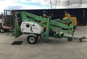 Nifty Lift N150TPE Cherry Picker *10YR TEST CERTIFICATE INCLUDED