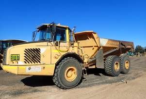 Volvo A25D Articulated 6WD Dump Truck