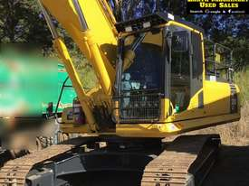 2013 Komatsu PC300LC-8, new track gear.  MS528 - picture0' - Click to enlarge
