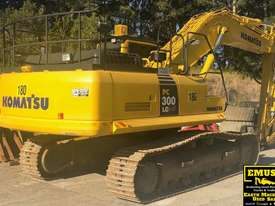 2013 Komatsu PC300LC-8, new track gear.  MS528 - picture2' - Click to enlarge
