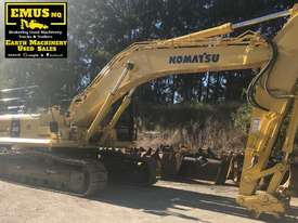 2013 Komatsu PC300LC-8, new track gear.  MS528 - picture3' - Click to enlarge