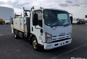 Isuzu 2011   NPR 400 Medium