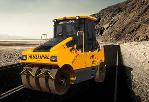 Multi Tyre Roller for sale - MULTIPAC 516H