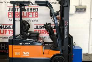 Toyota   FORKLIFTS 7FBE15