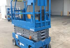 New Genie GS-1932 Scissor Lifts (Adelaide Stock)